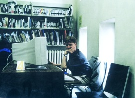 very skinny me in the 90s, Ottawa Public Library, local branch